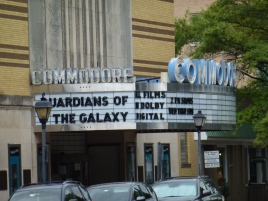 The Commodore Theater is one of the best movie theaters in Virginia