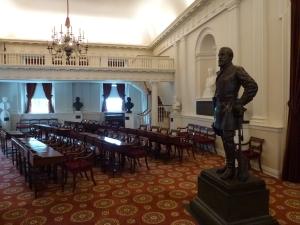 One of the original chambers