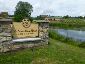 MountainRose Vineyard and Winery