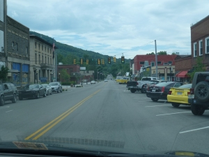 Main Street Big Stone Gap