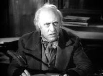 Alistair Sim, arguable the best movie Scrooge